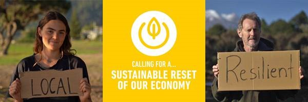 Supporting the Call for a Sustainable Economic Re-set