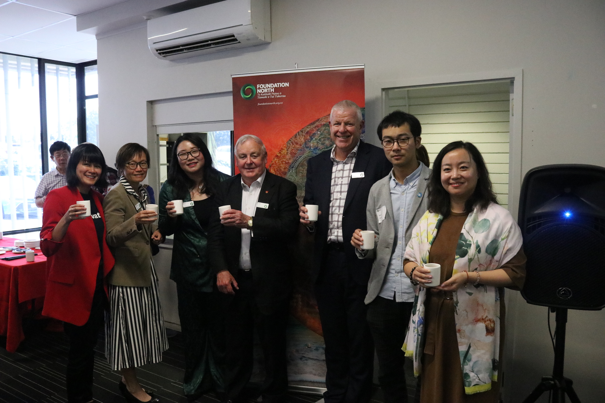 Yum Cha info session for the Chinese community