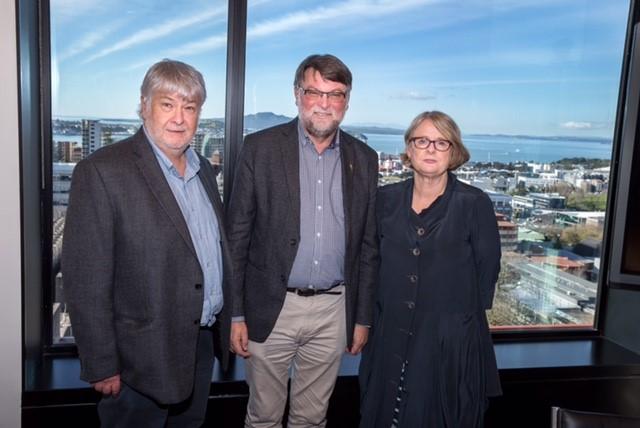 Collaboration to restore the environment of the Hauraki Gulf