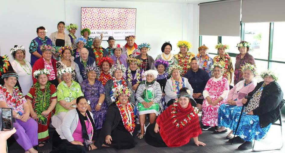 Programmes for Pacific older people strengthen confidence in the community