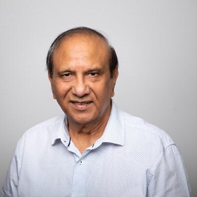 Pramjit Rai Suchdev QSM, JP