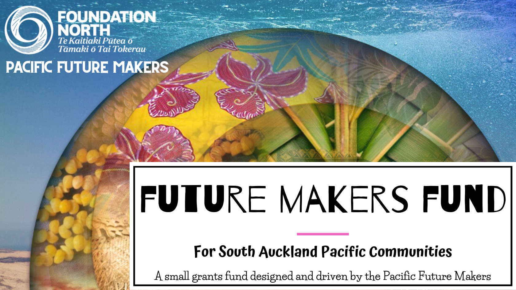 Future Makers Fund: Learning and Improving